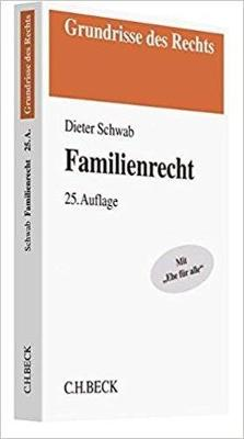 Familienrecht (Hardback)