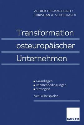 Transformation Osteuropaischer Unternehmen (Paperback)