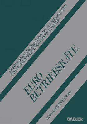 Euro Betriebsrate (Paperback)