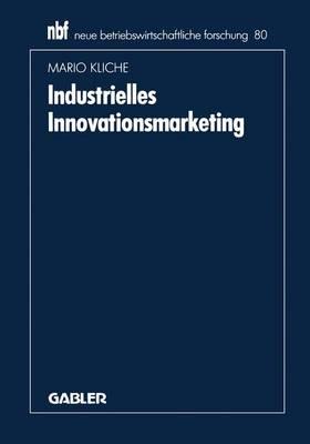 Industrielles Innovationsmarketing: Eine Ganzheitliche Perspektive - Neue Betriebswirtschaftliche Forschung (Nbf) 80 (Paperback)