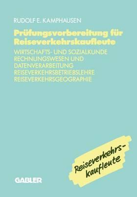 Prufungsvorbereitung fur Reiseverkehrskaufleute (Paperback)