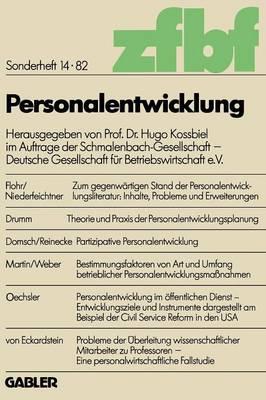 Personalentwicklung (Paperback)