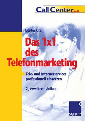 Das 1 A - 1 des Telefonmarketing (Paperback)