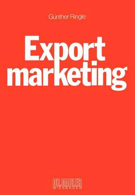 Exportmarketing (Paperback)