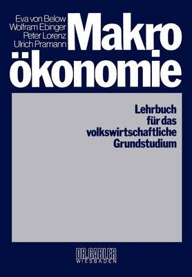 Makrookonomie (Paperback)