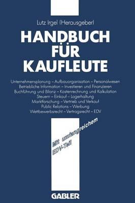 Handbuch F�r Kaufleute (Paperback)