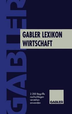 Gabler Lexikon Wirtschaft (Paperback)