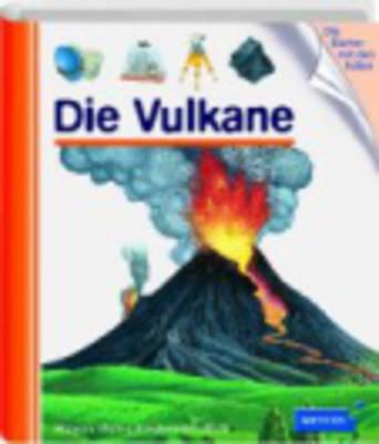 Meyers Kleine Kinderbibliothek: Die Vulkane (Hardback)