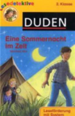 Eine Sommernacht Im Zelt (Hardback)