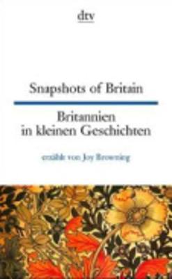 Snapshots of Britain (Paperback)
