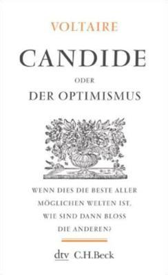 Candide oder Der Optimismus (Paperback)