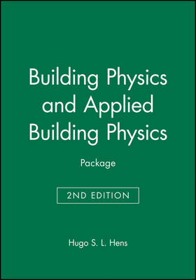 Building Physics and Applied Building Physics - Package (Paperback)