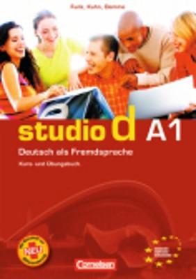 Studio D: Kurs- Und Arbeitsbuch A1 (Paperback)