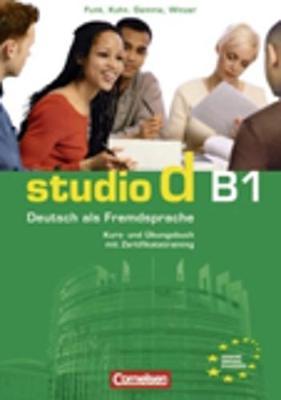 Studio d: Kurs- und Ubungsbuch B1 mit Lerner-CD