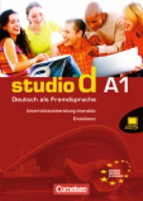 Studio d: Unterrichtsmaterial A1 interaktiv auf CD-Rom