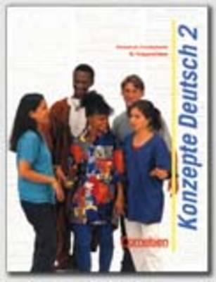 Konzepte Deutsch: Kursbuch 2 (Paperback)
