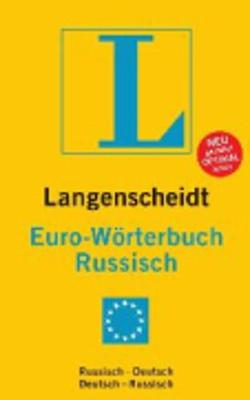 Langenscheidt Bilingual Dictionaries: Russisch-Deutsch/Deutsch-Russisch (Paperback)