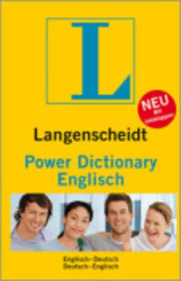 Langenscheidt Bilingual Dictionaries: Langenscheidts Power Dictionary E/D D/E (Hardback)