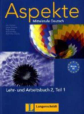 Aspekte in Halbbanden: Lehr- Und Arbeitsbuch 2 MIT Audio-CD Teil 1