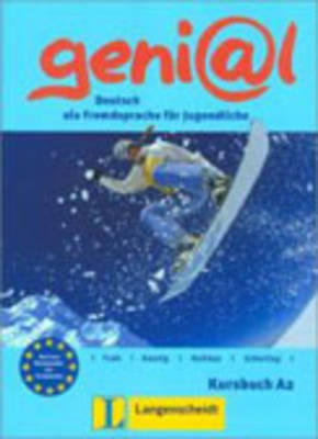 Genial: Kursbuch A2 (Paperback)