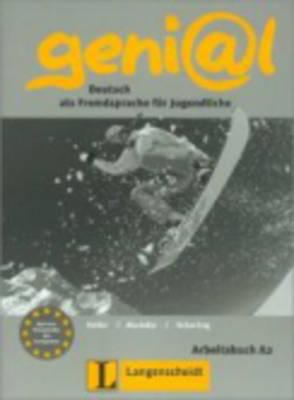 Genial: Arbeitsbuch A2 (Paperback)