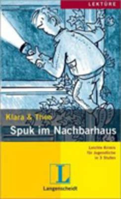 Leichte Krimis Fur Jugendliche in 3 Stufen: Spuk Im Nachbarhaus (Paperback)