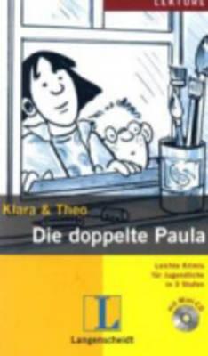 Leichte Krimis Fur Jugendliche in 3 Stufen: Die Doppelte Paula - Buch MIT Mini-CD