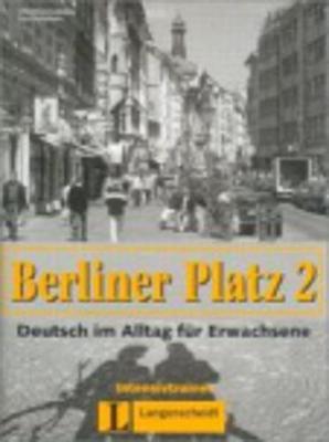 Berliner Platz 2: Intensivtrainer (Paperback)