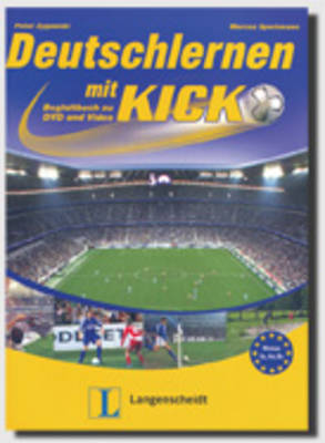 Deutschlernen MIT Kick: Begleitbuch (Paperback)