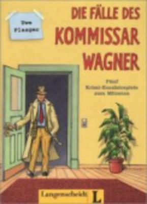 Die Falle Des Kommissar Wagner: Begleitheft: Begleitheft (Paperback)
