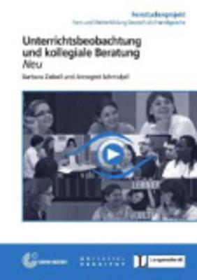 Unterrichtsbeobachtung Und Lehrerverhalten (Paperback)