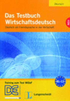 Das Testbuch Wirtschaftsdeutsch: Testheft (Paperback)