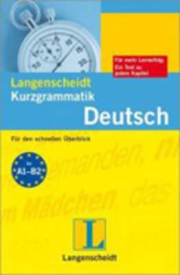 Der Grune Max Neu: Arbeitsbuch 1 (Paperback)