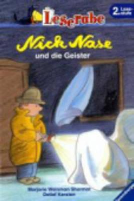 Nick Nase Und Die Geister (Hardback)