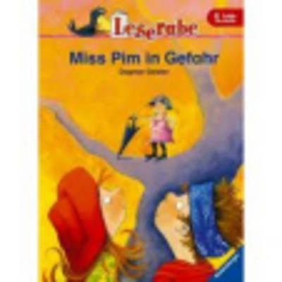 Miss Pim in Gefahr (Hardback)