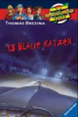 13 Blaue Katzen (Paperback)