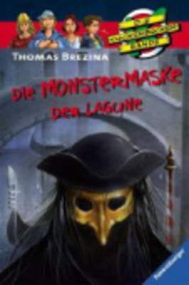 Die Monstermaske Der Lagune (Hardback)