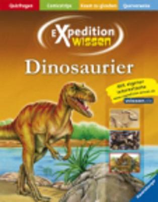 Expedition Wissen: Dinosaurier (Hardback)