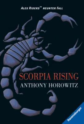 Alex Rider 9/Scorpia rising 9 (Paperback)