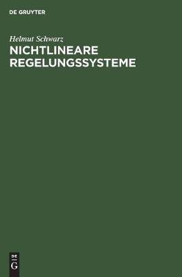 Nichtlineare Regelungssysteme (Hardback)