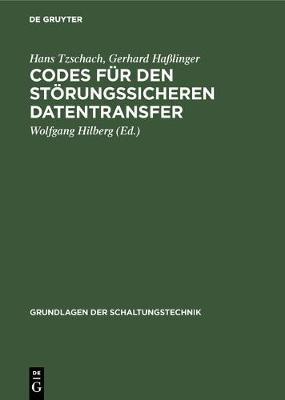Codes F r Den St rungssicheren Datentransfer - Grundlagen Der Schaltungstechnik (Hardback)