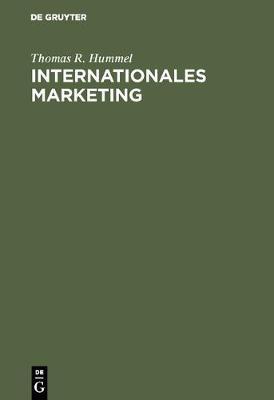 Internationales Marketing (Hardback)