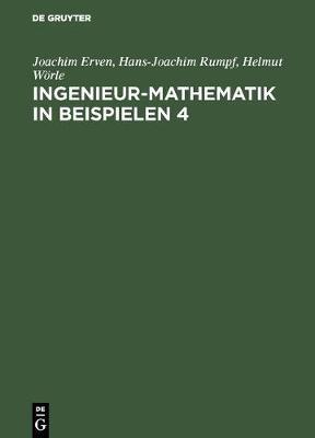 Ingenieur-Mathematik in Beispielen 4 (Hardback)