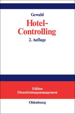 Hotel-Controlling - Edition Dienstleistungsmanagement (Hardback)