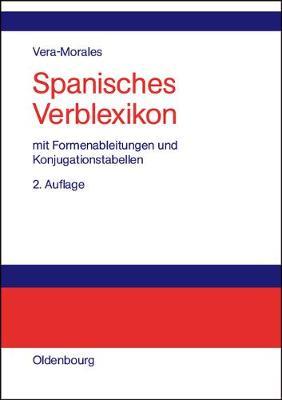 Spanisches Verblexikon (Hardback)