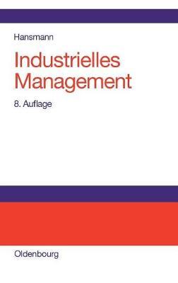 Industrielles Management (Hardback)