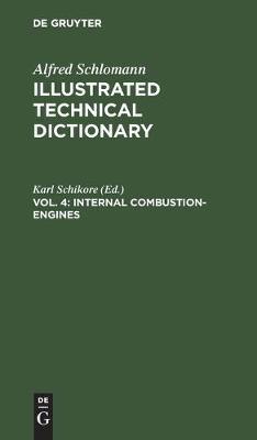 Internal Combustion-Engines (Hardback)