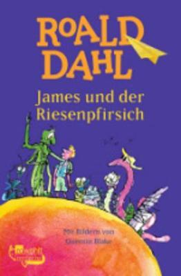 James und der Riesenpfirsich (Paperback)