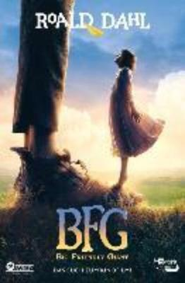 BFG Big friendly giant ( in German ) (Paperback)