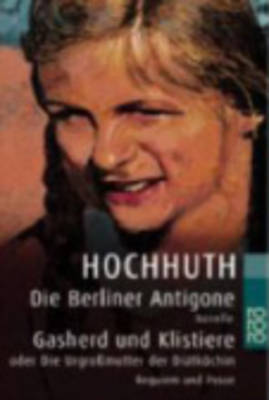 Die Berliner Antigone (Paperback)